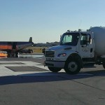 Evansville Airport Fire Training LinGas